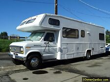 RV 89 Coachman Class C Motorhome Recreational Vehicle Caravan New Roof Camper