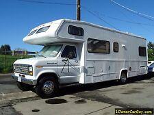 RV 89 Coachman Class C Motorhome Recreational Vehicle Caravan New Roof