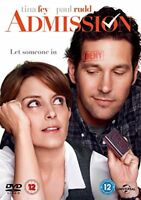 Admission [DVD] [2013] [DVD][Region 2]