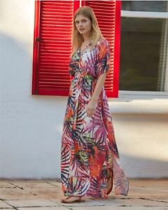 Women Top Quality Summer Floral Cover Up Tunic Dress  European Products