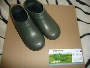 CAMMINARE Galosh / Wellie Shoes, Good Quality Foot ware, Unisex, New, Size 41