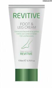 3 x Revitive Foot and Leg Gel Moisturizer Cream Revitive IX Circulation Booster