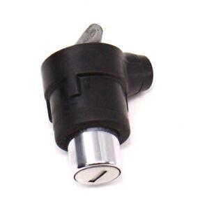 Trunk Hatch Lock Cylinder Button VW Jetta Rabbit GTI MK1 Genuine - 171 827 539