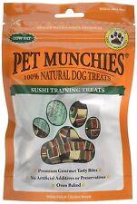 PET Munchies SUSHI ADDESTRAMENTO premi per cani 50g, confezione da 8