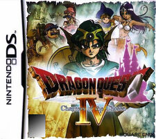 Dragon Quest: The Chapters of the Chosen (Nintendo DS, 2008) - European Version