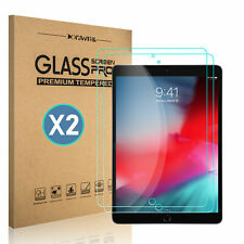 """Twin Pcs Screen Protector for Apple iPad 9.7"""" 6th Generation Tempered Glass Film"""