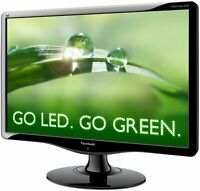 """ViewSonic 22"""" inch ViewSonic's VA2231wa-LED features an LED backlight 22"""""""