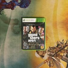 Grand Theft Auto IV & Episodes From Liberty City • Microsoft Xbox 360