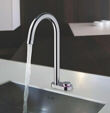 Cooke & Lewis Bell Weir Kitchen Electronic Tap Mixer coloured-light B&Q RP£400