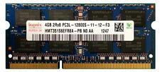 Hynix 4GB DDR3 Memory SO-DIMM 204pin PC3L-12800S 1600MHz (HMT351S6EFR8A-PB)