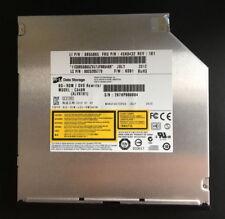 CA40N 6X Blu-ray BD-ROM Reproductor Lector Dvdrw Unidad óptica Con Bisel Y Botón