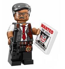 Lego Minifigures serie Batman Movie 71017 - le Commissaire Gordon - NEUF