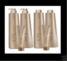 KPAK Joico Shampoo & Conditioner LITERS + K-PAK DEEP RECONSTRUCTOR ~ 2 TRIO SETS