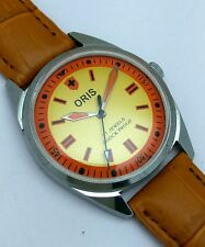 Vintage  Hand Winding Watch* Movement No. FHF ST 96 *Men's Watch* Working