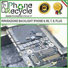 Riparazione Backlight problema Scheda Madre Iphone 6 7 8 PLUS retroilluminazione