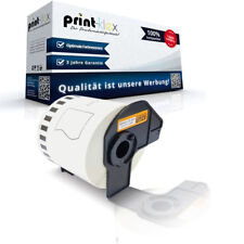 ENDLOS DRUCKER ETIKETTEN 27mm x 30.48m eco für BROTHER P-touch QL-720 NW