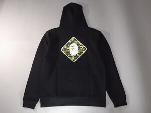 20380 bape x fcrb team hoody black XXL