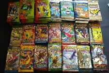 Pokemon Booster Packs LOT EX FireRed & LeafGreen EX Team Rocket Returns Deoxys