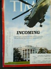 TIME MAGAZINE GUIDE TO THE WHITE HOUSE FROM TEAM OBAMA FOR TEAM TRUMP 01/22/2017