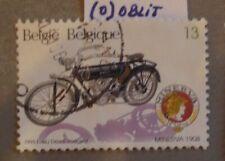 Belgique || n°   2615 / 2618  (o)   ---    ANCÊTRES  MOTOS