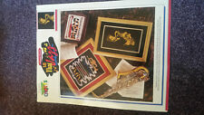 COLOR CHARTS CROSS STITCH CHARTS 'ALL THAT JAZZ' BY SOLOMON DIXON UNUSED