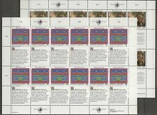 Menschenrechte - UNO-Wien - 2 KB ** MNH 1993