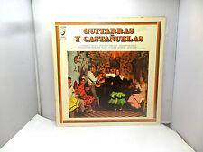 GUITARRAS Y CASTANUELAS DISCOPHON SC2116  LP  VINYL