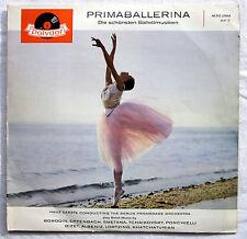 """12"""" Vinyl PRIMABALLERINA - Die schönsten Ballettmusiken"""