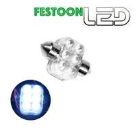 1 Ampoule Navette C3W 31 mm 31mm 6 LED Blanc éclairage habitacle plafonnier