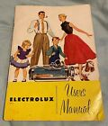 1952 Electrolux Vacuums Users Manual Great Graphics  photo