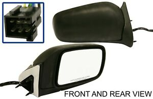 Mopar 1-04723153 92-95 Dodge Caravan Power Electric Heated Passenger Side Mirror