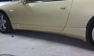 Z32 300ZX Body Kit - SIDE SKIRT DOOR INFILL PANELS (PAIR)