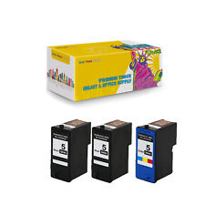 2 x M4640 + M4646 (Series 5) Compatible Ink Cartridge for Dell 922 924 942