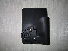 NAA mini revolver,22 short,22 LR & 22 mag, LEFT HAND  wallet & pocket holster