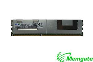 512GB (16x32GB) DDR3 1333 PC3L-10600L LRDIMMs Load Reduced Memory for Dell R620
