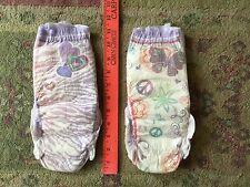 Bed Wetting Older Girls Huggies Pull-ups Vintage Goodnites Package of 27 diapers
