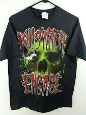 killswitch engage shirt skull medium