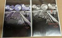 Department of Truth #7 Eminem Homage Variant Set Ltd 500/750 Hutchison