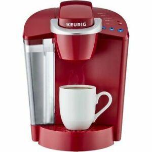 Keurig K-Classic K50 Coffee Maker, Single Serve K-Cup Pod Coffee Brewer