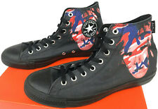 Converse Chuck Taylor All Star Warhol 149486C Black Basketball Shoes Men's 9.5