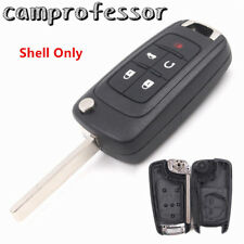 Replacement Remote Key Fob 5b Shell Case for Chevy Camaro Cruze Equinox Malibu