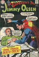Superman's Pal Jimmy Olsen (1954 series) #121 in F + condition. DC comics [*29]
