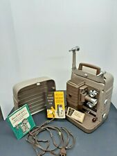 Vintage 1950's Bell & Howell Model 253A 8Mm Projector