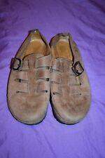 HAFLINGER Germany leather slip-on shoes