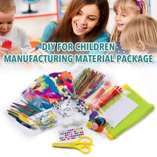 Kids DIY Art and Craft Kit Bundle Activities Supplies Assorted Get Creative AU
