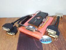 Dell XPS 7100 8100 8300 8500 Vostro 420 430 460 470 QUAD 4 Monitor Video Card