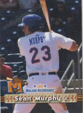 2018 Midland RockHounds Sean Murphy RC Rookie Oakland Athletics