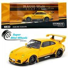 Tarmac Works 1:64 Porsche Rwb 993 Cinderella (Yellow) Thailand Exclusive