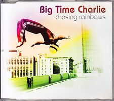 CD Big Time Charlie - chasing rainbows - Maxi-CD