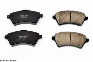 Power Stop for 02-05 Land Rover Freelander Front Z16 Evolution for Ceramic Brake